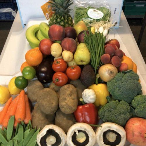 New Covent Garden Fruit & Vegetables