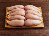4 Large chicken breast fillets